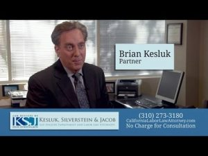 Cover Photo of Los Angeles Wage Theft Attorney Brian Kesluk