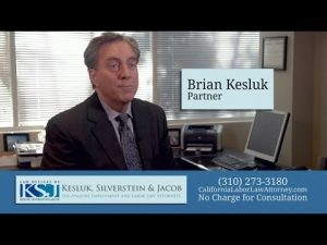 Cover Photo of Workplace Discrimination Attorney in Los Angeles Brian Kesluk