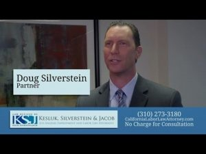 Cover Photo of Prominent Employment Attorney Doug Silverstein