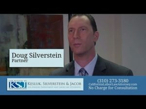 Looking For An Employment Attorney In Los Angeles, CA?