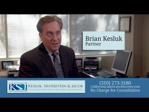 Photo of California Employment Attorney Brian Kesluk- 35+ Years' Experience
