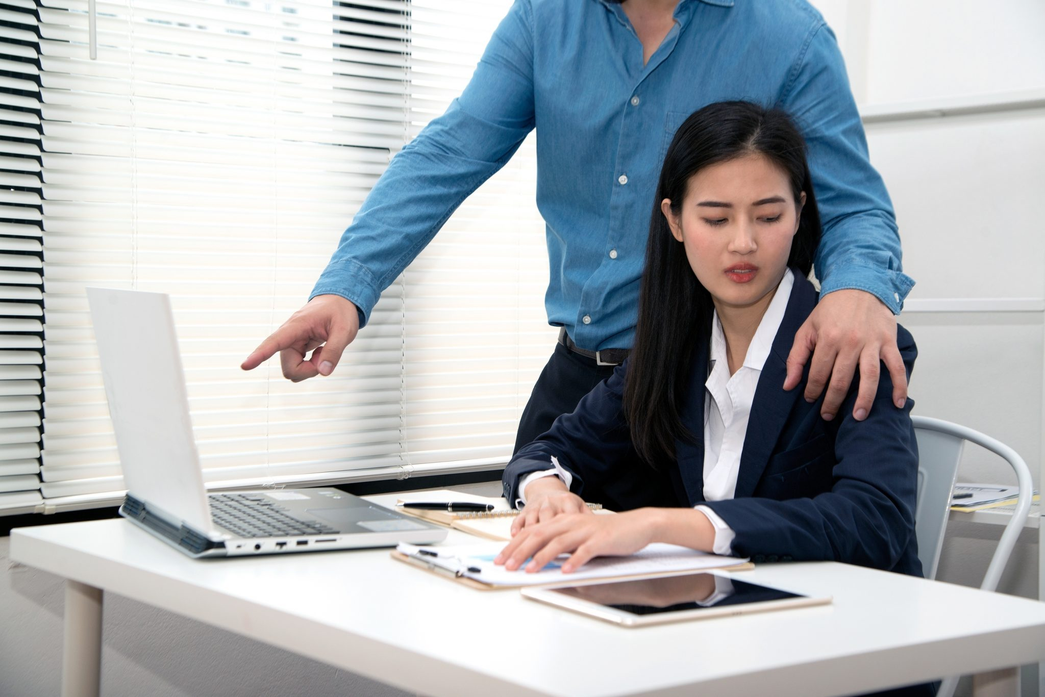 Los Angeles Employment Attorneys Explain Sexual Harassment ...