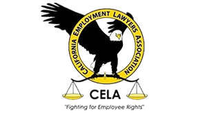 Logo for the California Employment Lawyers Association