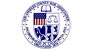 Logo for the Los Angeles County Bar Association